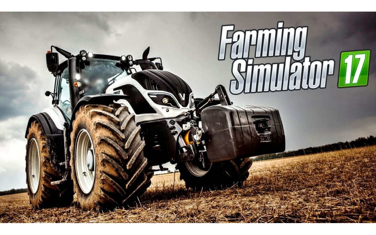 Farming Simulator 17 купить ключ Steam