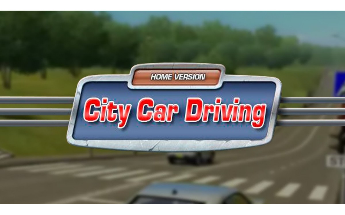 City Car Driving купить ключ Steam