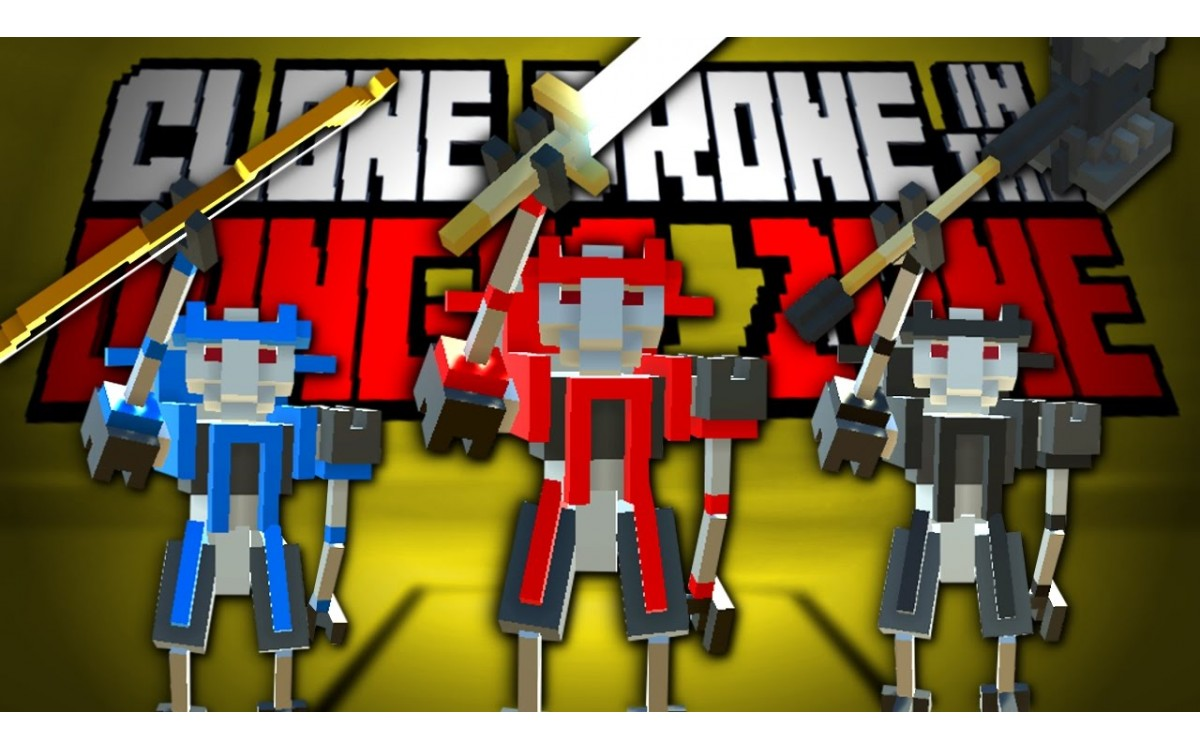 Clone Drone in the Danger Zone купить ключ Steam
