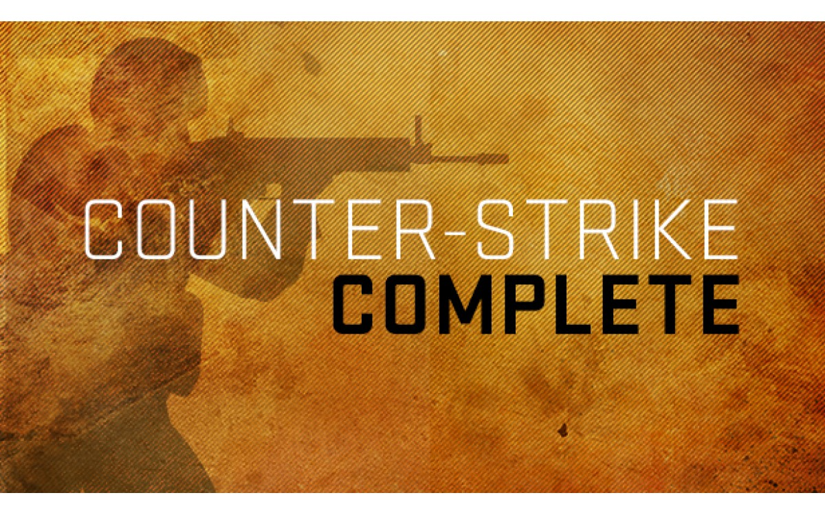 Counter-Strike (CS) Complete