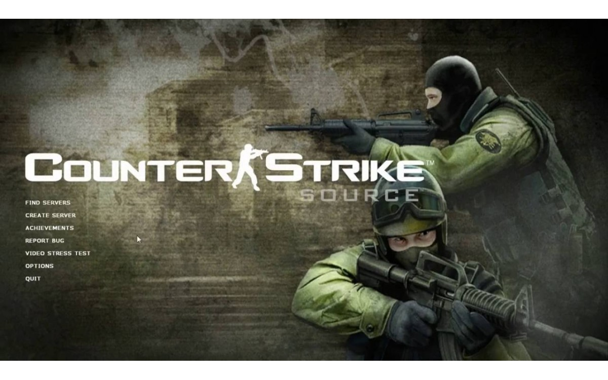Counter-Strike (CS): Source