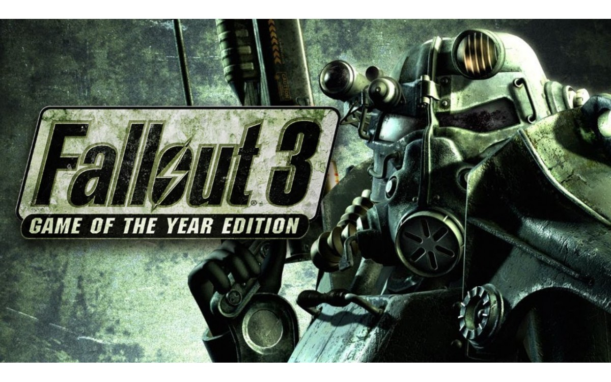 Fallout 3 Game of the Year Edition купить ключ Steam