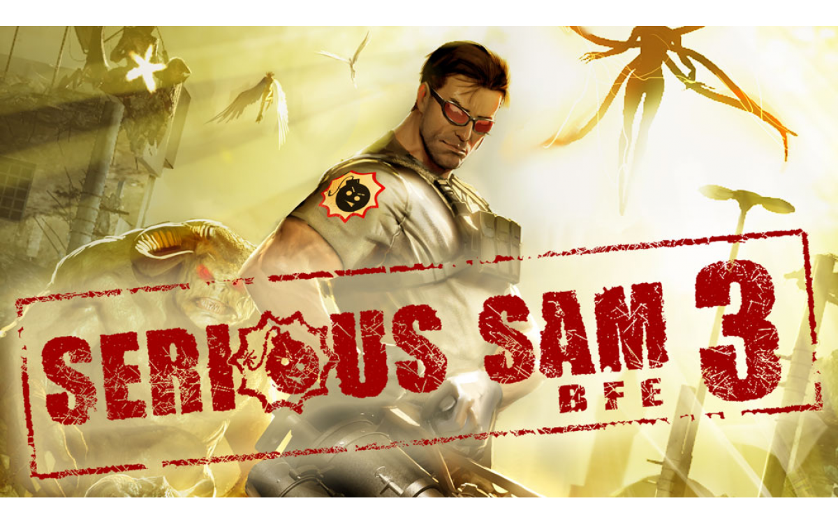 Serious Sam 3: BFE купить ключ Steam