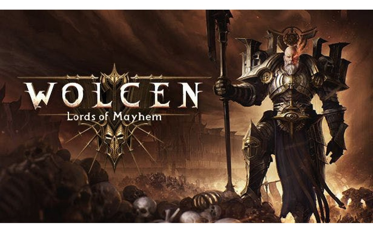 Wolcen Lords of Mayhem купить ключ Steam