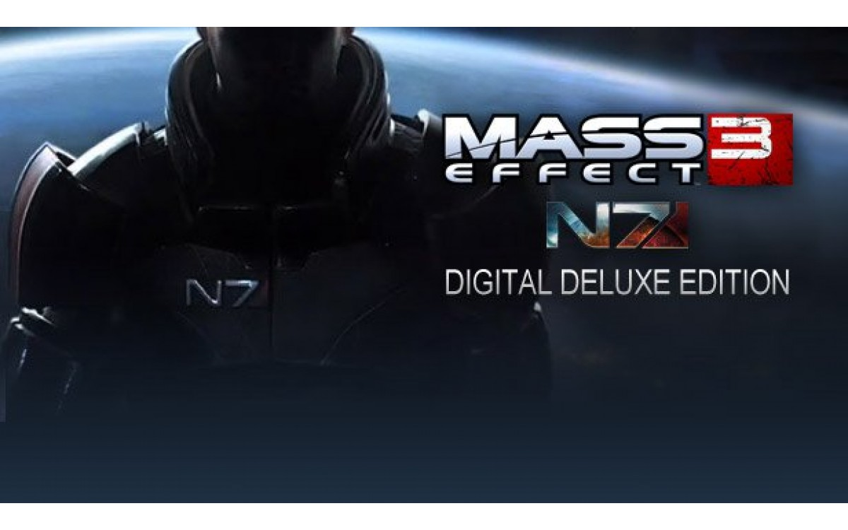 Mass Effect 3 N7 Digital Deluxe Edition