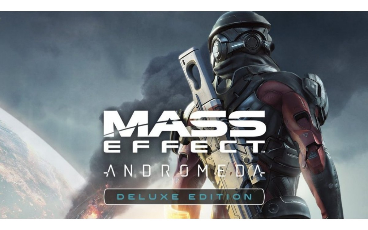 Mass Effect Andromeda Deluxe Edition