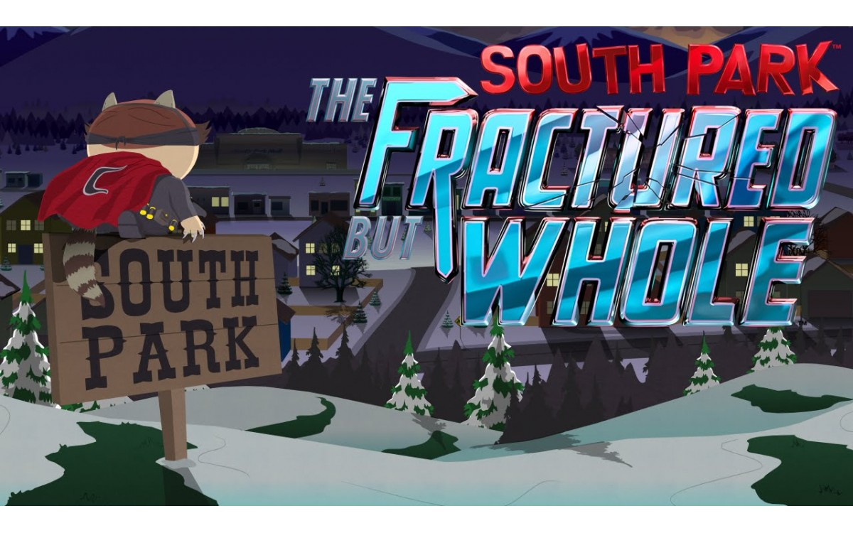 South Park The Fractured But Whole купить ключ Steam