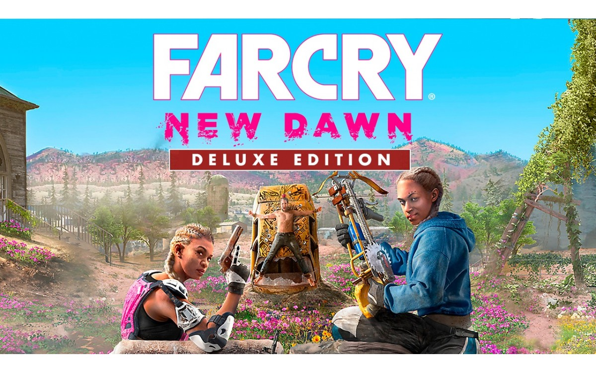 Far Cry New Dawn: Deluxe Edition