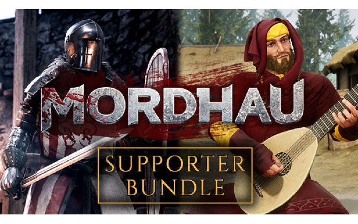 MORDHAU SUPPORTER BUNDLE