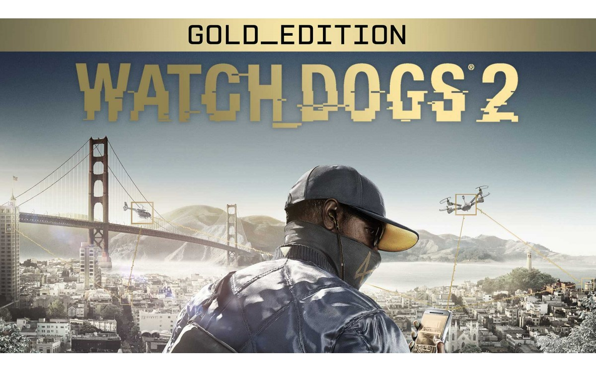 Watch_Dogs 2 Gold Edition купить ключ Steam